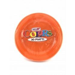 Piatti Fondi Dopla Pz.30 Arancioni