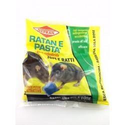 Esca Rodenticida In Pasta Monodose Peso 200gr