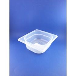 Gastronorm Polipropilene 1/2 Misura 32x26,5x15