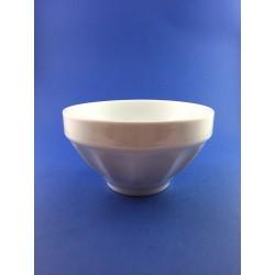 Scodella Costolata Dm.13cm In Ceramica Impilabile
