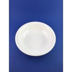Piatto Fondo Bianco Mepal Dm.18cm In Melamina