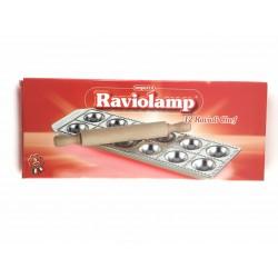 Stampo In Alluminio Per 12 Ravioli Raviolamp