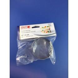 Porzionatore Rotondo Dm.7,5 Inox Kaufgut