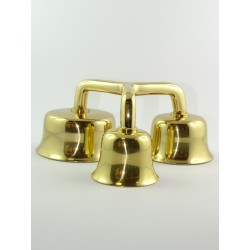 Campanello in ottone a 3 suoni in stile moderno