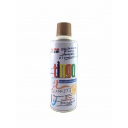 Vernice Spray Acrilica 400ml Colore Oro