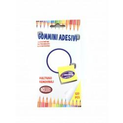 Gommini Adesivi Pz.120 Linea Coccinella