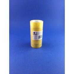 Nastro Adesivo Piccolo Pz.6 Trasparente 18mmx13mt
