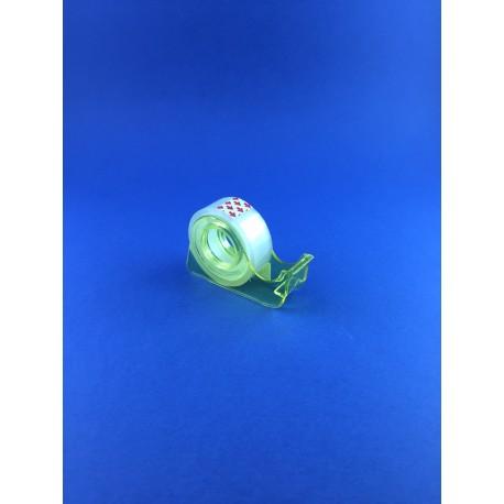 Dispenser Con Nastro Adesivo Piccolo 15mmx10mt