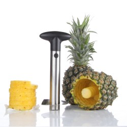 Affetta Sbuccia Ananas In Acciaio Inox