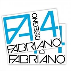Blocco Disegno Liscio 20 Fogli 24x33 Fabriano