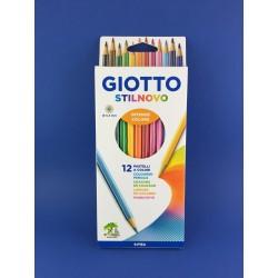 Pastelli Giotto Stilnovo Pz.12