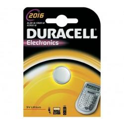 Pile Duracell 2016 Pz.1 Lithium 3 Volt
