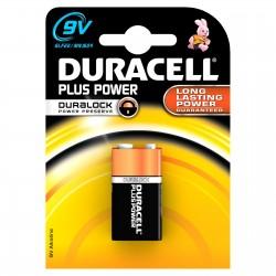 Pila 9 Volt Duracell Pz.1