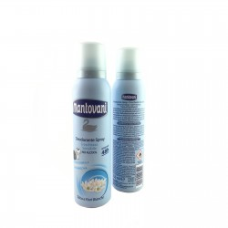 Deodorante Spray Mantovani No Alcool Talco e Fiori 150ml