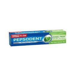 Dentifricio Pepsodent 100ml Herbal Fresh
