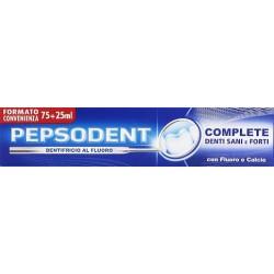 Dentifricio Pepsodent 100ml Fluoro e Calcio