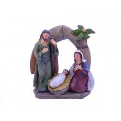 Statuetta Natività per Presepe, Festar
