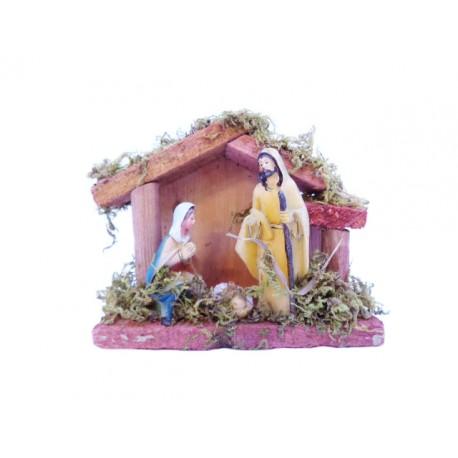 Capanna Natività per Presepe, Festar