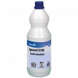 Candeggina Iposol X109, Pro Formula Diversey, Presidio Medico Chirurgico, Conf. da 12 LT