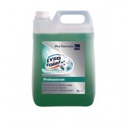 Lysoform Detergente Professionale Multiuso Purezza Alpina, Pro Formula Diversey, Tanica 5 LT