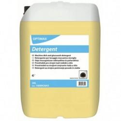 Optimax Detergent, Detergente Lavastoviglie, Pro Formula Diversey, Tanica 20 LT