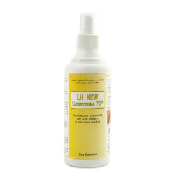 Clorexidina Disinfettante per Cute Integra 70° 250 ML