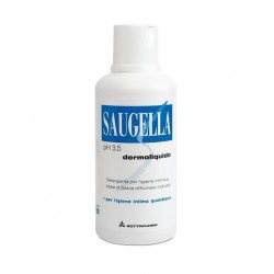 Saugella Dermoliquido PH 3,5 500 ML