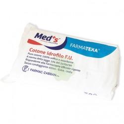 Cotone Idrofilo in Falde 100 Grammi FARMATEXA MED+S