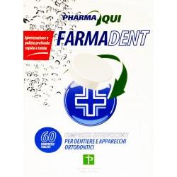 Compresse Effervescenti FARMADENT Confezione da 60