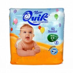 Pannolini NEW QUIK Per Bambini Taglie Assortite
