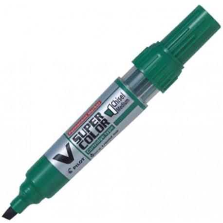 Marcatore ad Inchiostro Permanente Punta Media Pilot Colore Verde V Super Color, conf. da 10 2,44 €