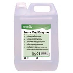 Suma Med Enzyme Detergente Enzimatico Lavapadelle Diversey 2x5 Lt