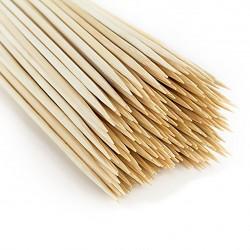 Spiedini in Bamboo da 25 cm in Confezione da 30 Pz