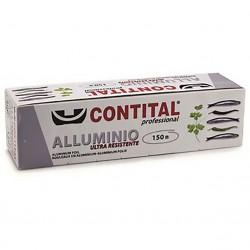 Contital Alluminio in Rotolo con Box 150 Mt