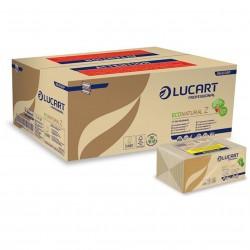 Asciugamani Piegati a Z Lucart Eco Natural 3960 Pz