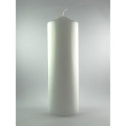 Cero da mensa bianco 80x240 finitura opaca