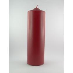 Cero da mensa Rosso 80x240 finitura opaca